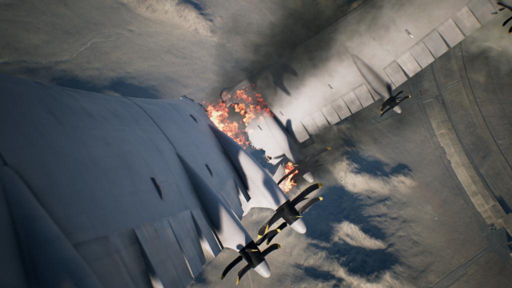 ace combat 7 arsenal bird