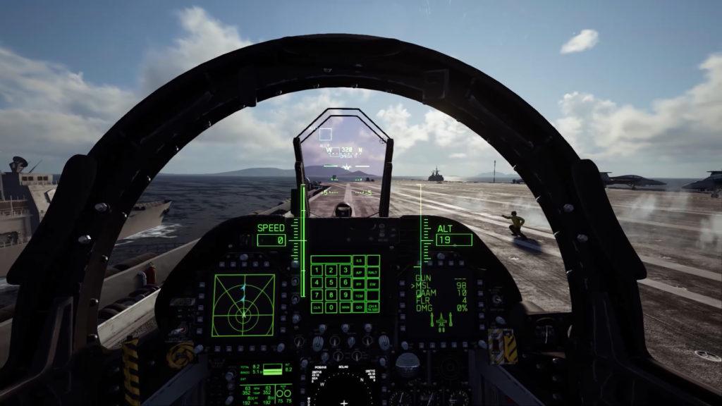 Ace Combat 7 Gripen