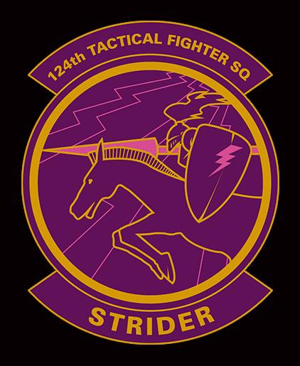Ace combat strider