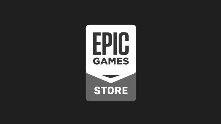 Le logo du Epic Games Store