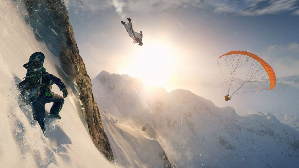 steep uplay