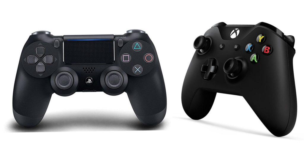 xbox ps4 controller