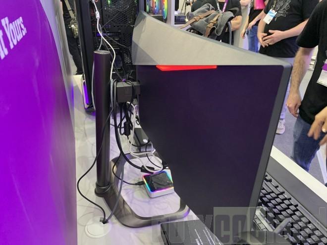 Cooler Master écran led