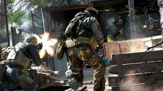 Call of Duty Gunfight