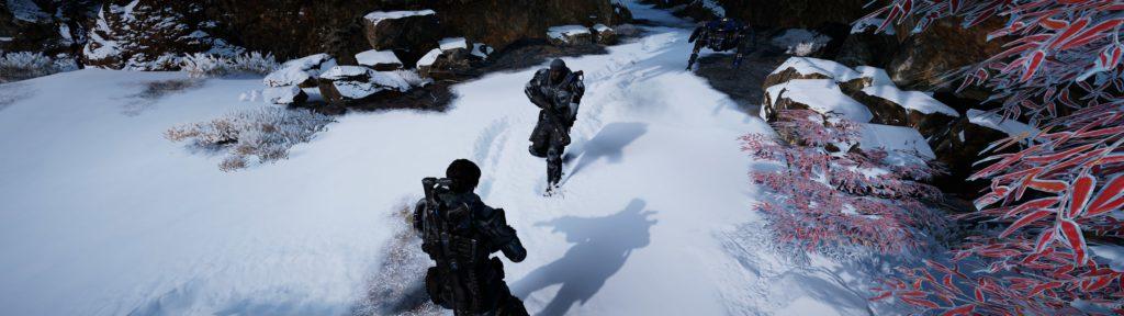 gears 5 neige