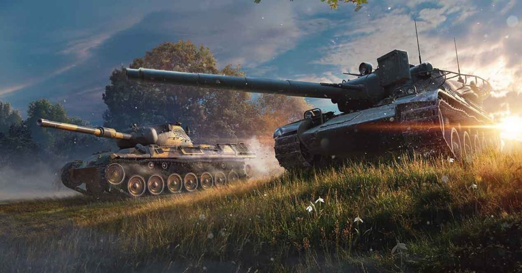 world of tanks ray tracing