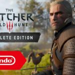 The Witcher 3 se lance sur Switch