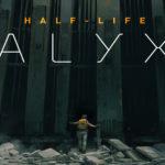 Half-Life: Alyx, des images dans la nature