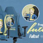 [UP] Les chaises Fallout Noblechairs sont disponibles