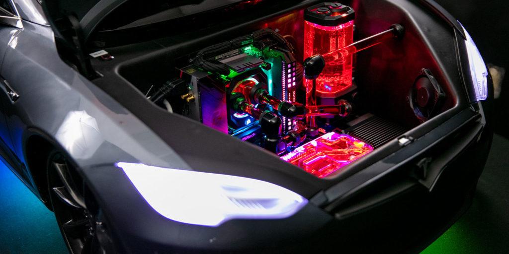 LUDICROUS PC