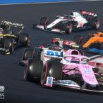 [UP] F1 2020, Hanoï défile sous la Ferrari de Leclerc