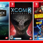2K Games lance Borderlands, Bioshock et XCOM sur Switch