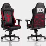 [UP] Les chaises DOOM Noblechairs sont disponibles