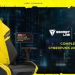 Cyberpunk 2077,  des chaises gaming du côté de Secretlab