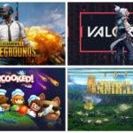 Les jeux gratuits du weekend, sur PC
