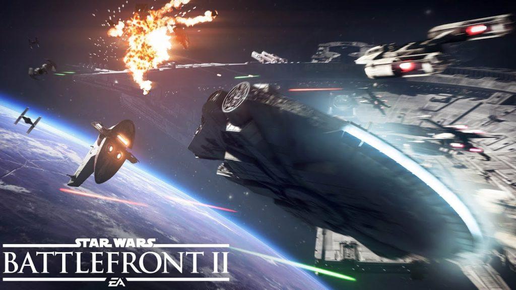 Star Wars Battleffront 2 : gameplay et tout le contenu