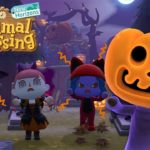 Animal Crossing: New Horizons fête Halloween !