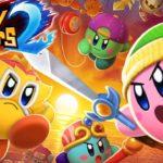 Kirby Fighters 2, débarque aujourd'hui sur Nintendo Switch