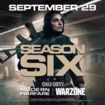 Call of Duty Warzone, la saison 6 se lance aujourd'hui
