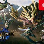 Deux nouveaux Monster Hunter arrivent sur Switch