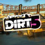 DIRT 5 fait glisser son trailer de lancement