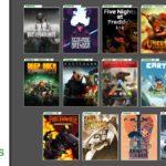 Xbox Game Pass, le mois de novembre en détails