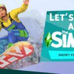 Les Sims 4, la saison hivernale débute le 13 novembre