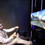 CES 2021, LG sur un écran gaming Ultrawide pliable !
