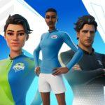 Fortnite, des tenues de foot officielles dès le 23 janvier
