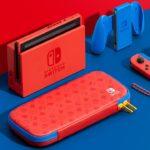 Une Nintendo Switch Mario pour le mois de février