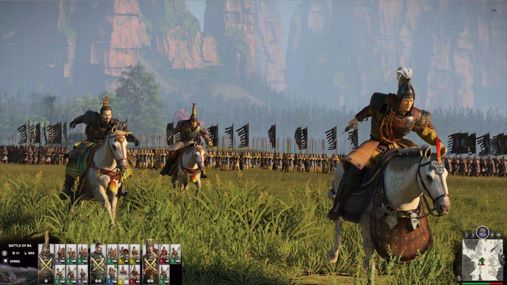 Total War: Three Kingdoms : Fates Divided dès le 11 mars