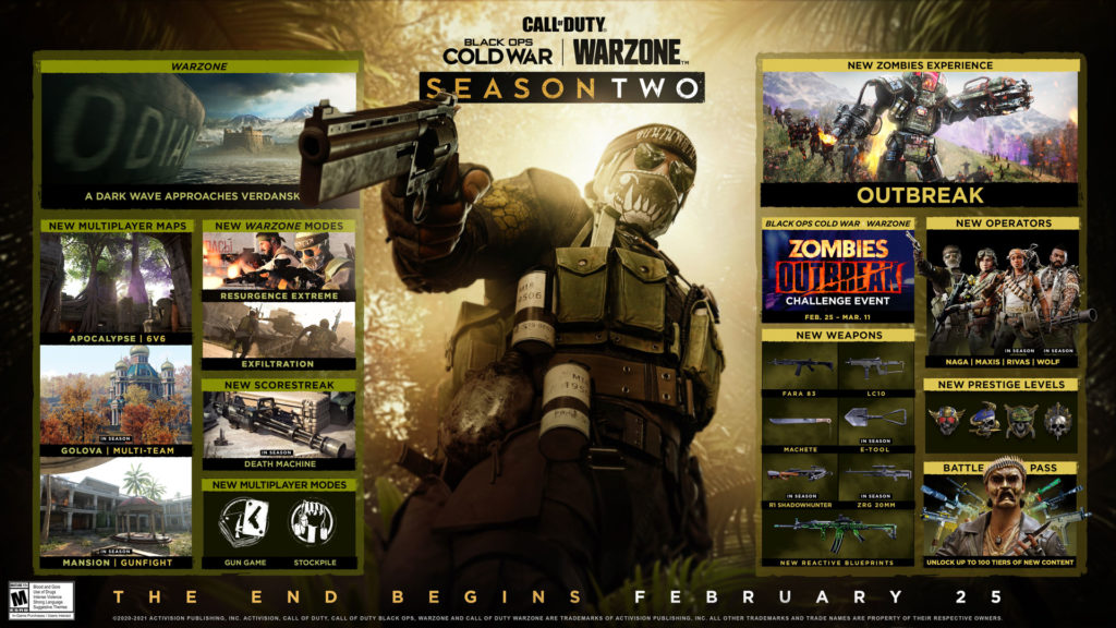 Call of Duty: Cold War, le multi gratuit une semaine