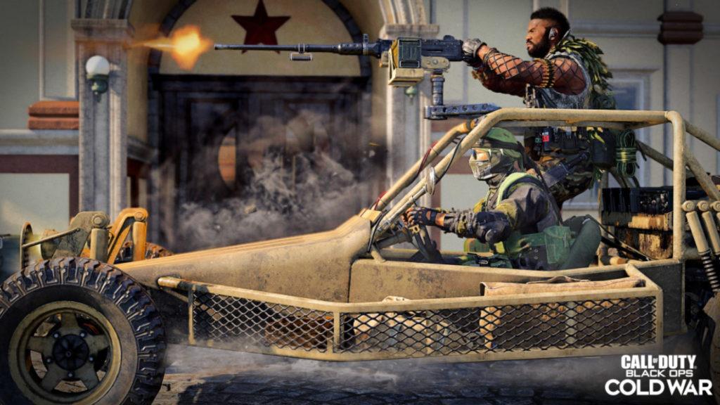 Call of Duty, nouvelle saison, cartes, armes, zombies,...