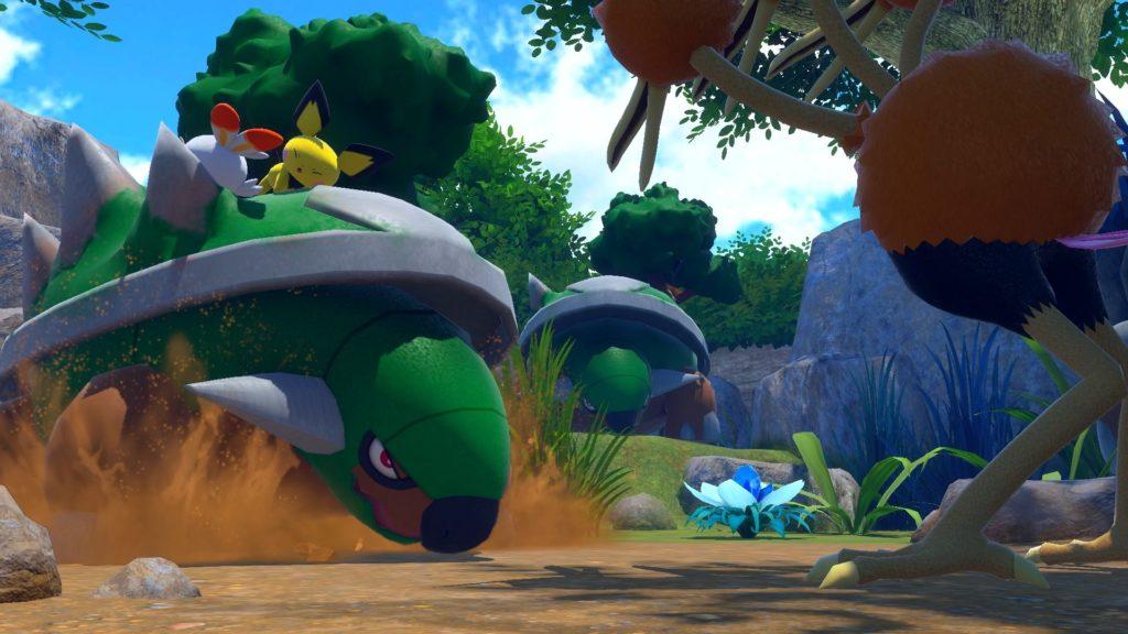 New Pokémon Snap, un nouveau trailer de gameplay