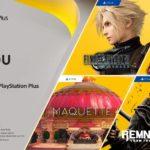 Playstation Plus, les jeux du mois de mars se dévoilent