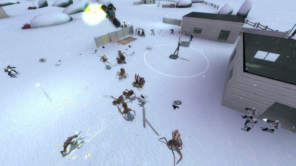 Lambda Wars, un RTS dans l'univers Half-Life gratuit
