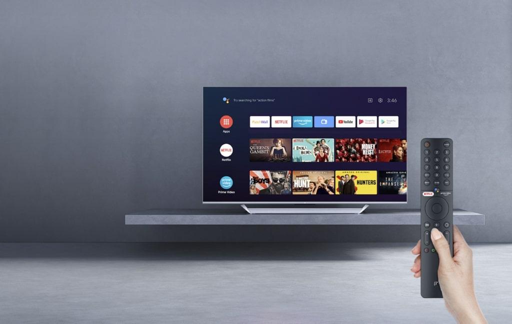 Xiaomi MI TV Q1, une TV abordable pour la Next Gen