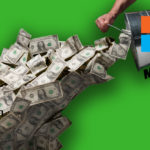 Microsoft (Xbox) rachète Playstation pour 20 milliards