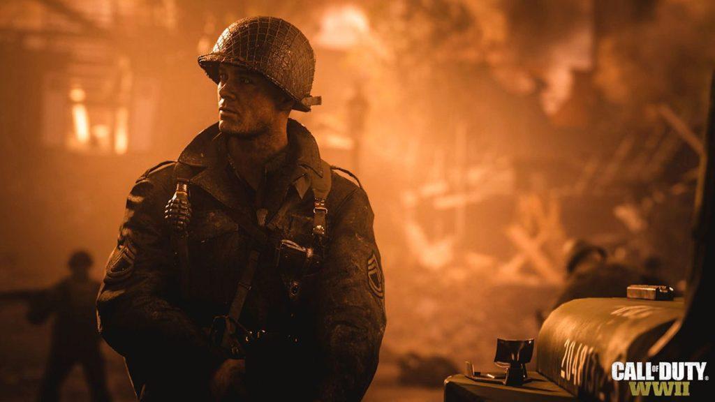 Call of Duty WWII: Vanguard, ça fuite sévère