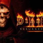 Diablo II Resurrected, les anciennes sauvegardes compatibles