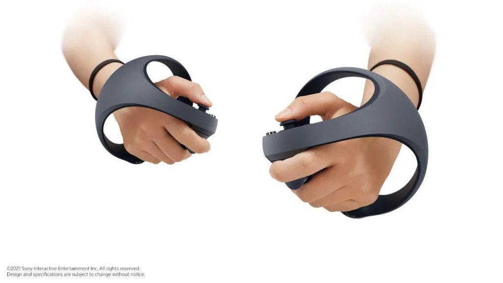 Playstation VR2, détails et images des futurs contrôleurs
