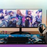 League of Legends X Logitech, K/DA dans la place