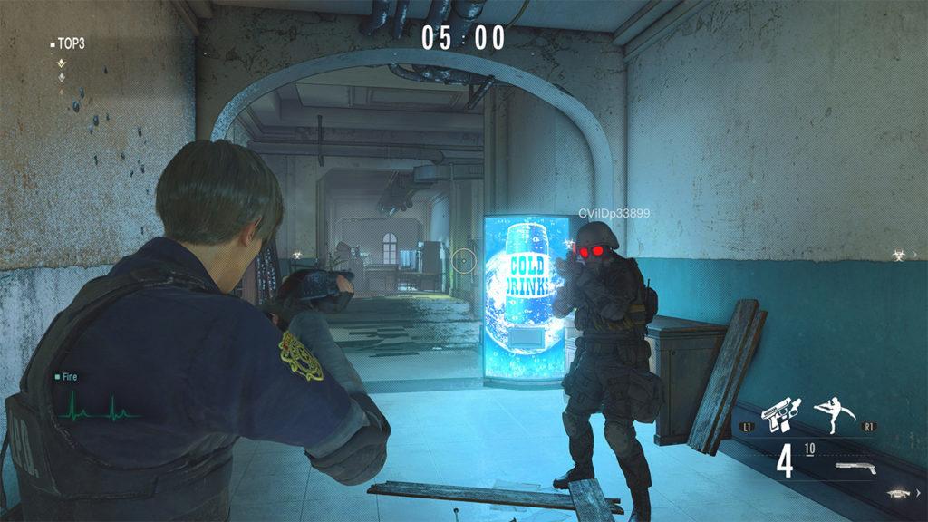 Resident Evil Re:Verse, la bêta ouverte en avril