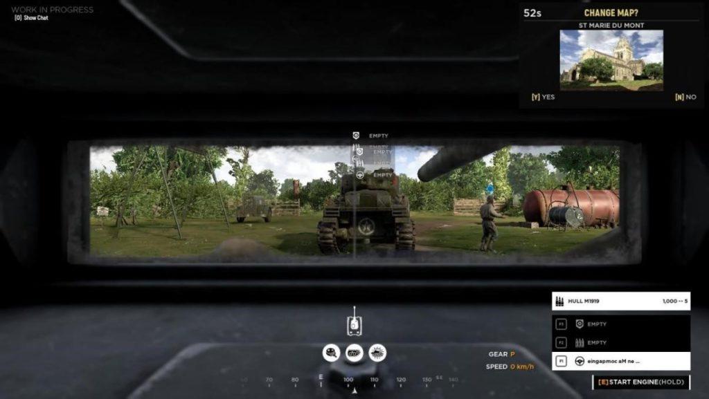 [Preview] Hell Let Loose, le travail d'équipe avant tout