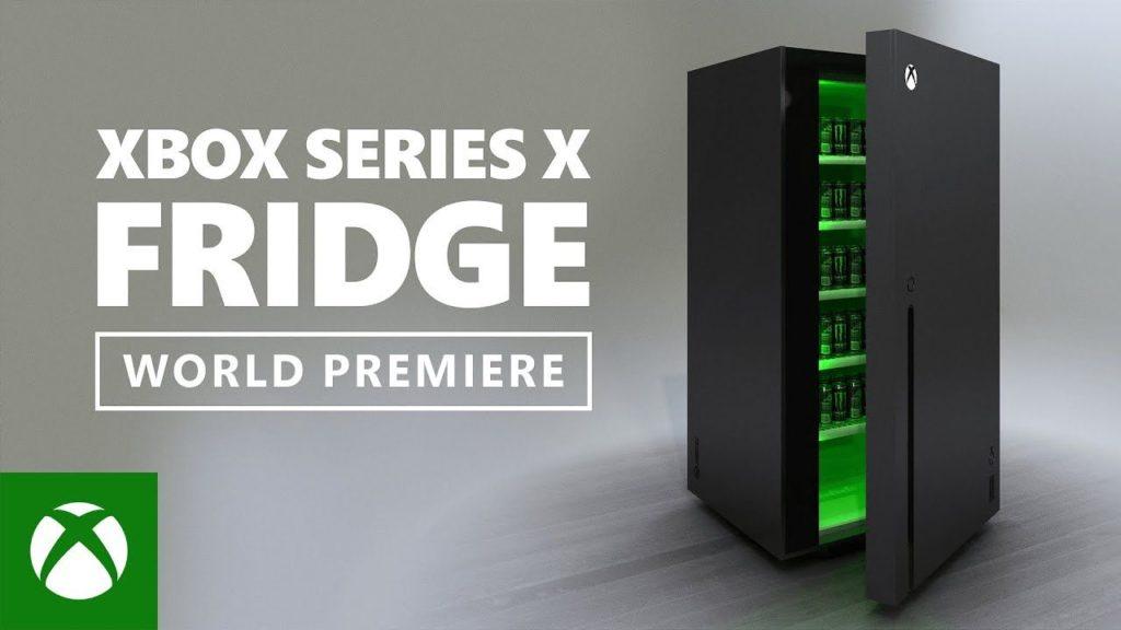 Microsoft va produire son frigidaire Xbox !