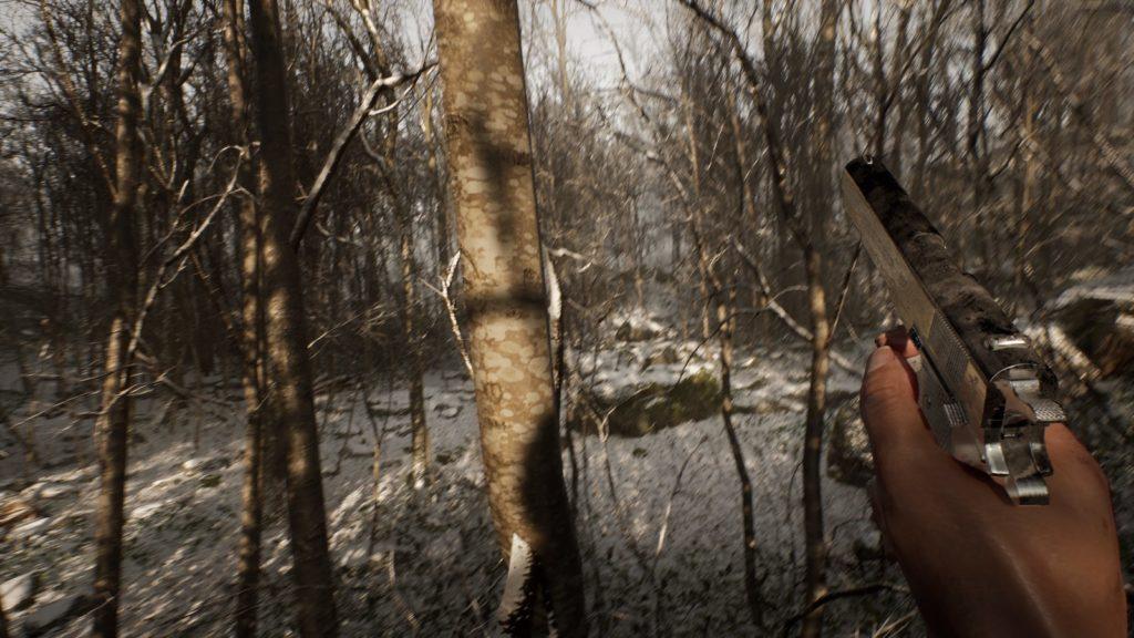 Abandoned, un titre de survie cinématique sur PS5