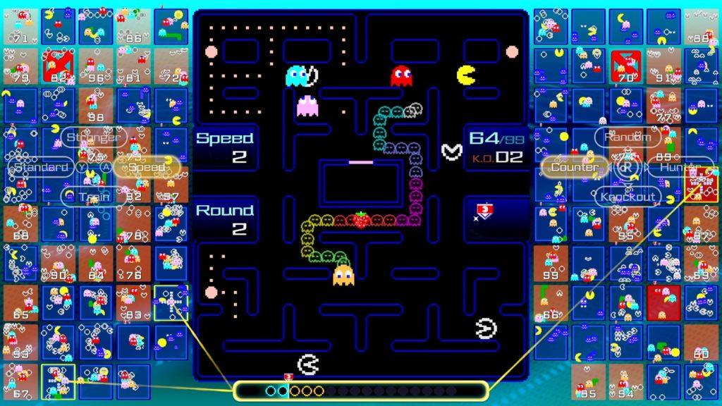 PAC-MAN 99, Nintendo toujours dans l'originalité