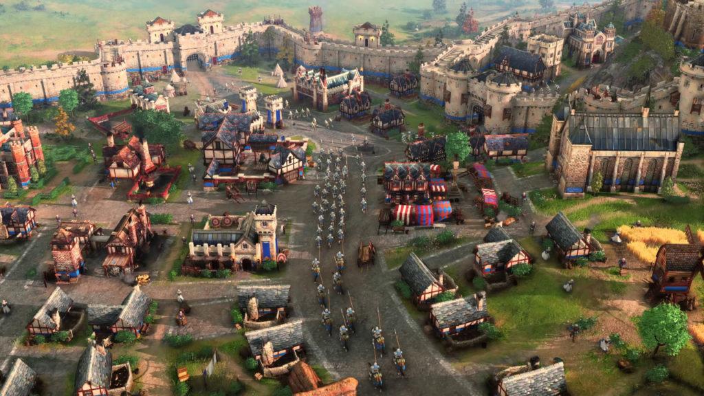 Age of Empires IV, trailers, explications, nouveautés,...