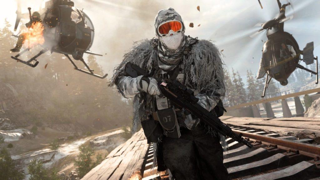 Call Of Duty: Warzone, les missiles nucléaires pleuvent