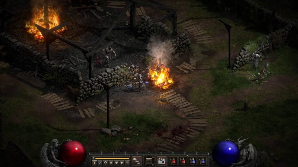 Diablo 2: Resurrected, l'alpha technique ce weekend